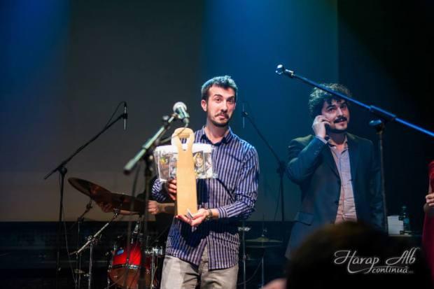 Mied Dacic premiu la Noaptea ielelor2